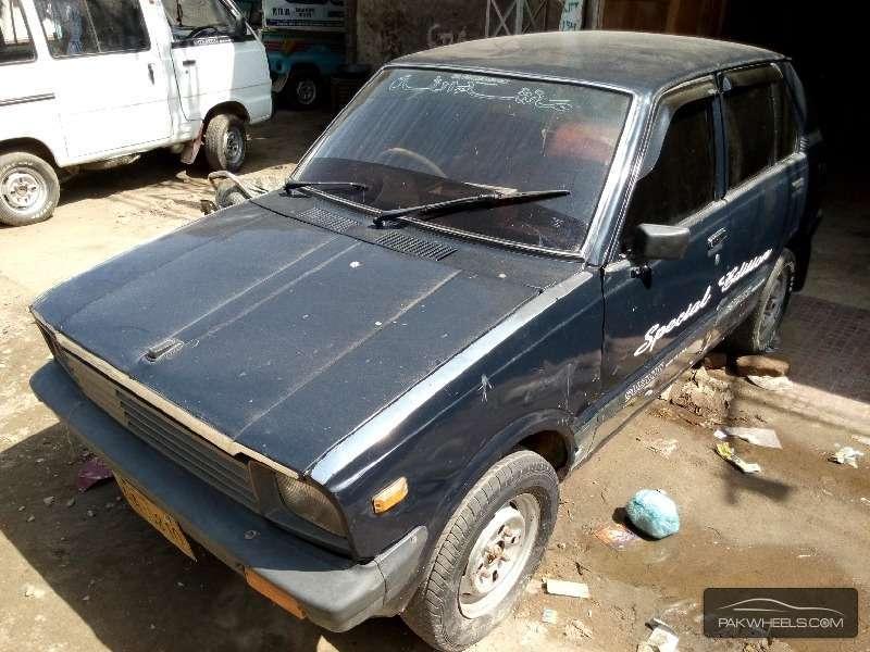 Suzuki FX GA 1984 Image-2