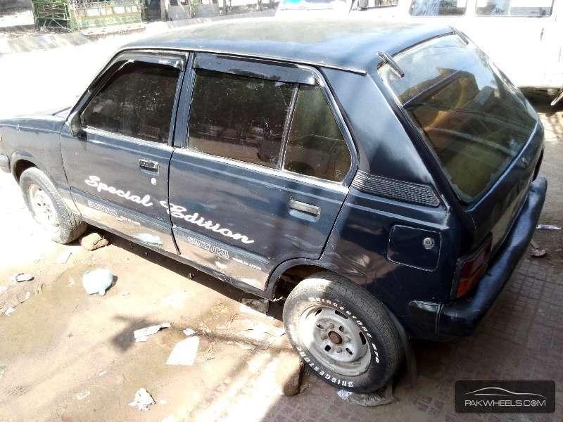 Suzuki FX GA 1984 Image-4