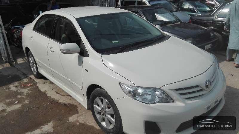 Toyota Corolla Altis 1.8 2009 Image-3