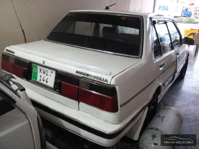 Toyota Corolla 1986 Image-5