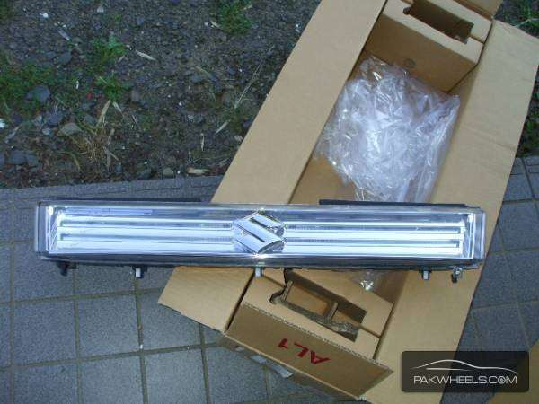 suzuki wagon r stingray mh34 grill Image-1