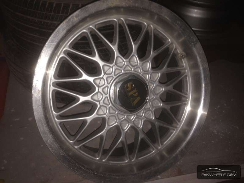 "Alloy Rims 15"" Image-1"