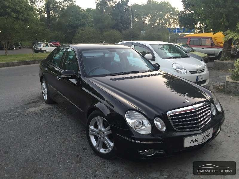 Mercedes benz e class 2007 for sale in islamabad pakwheels for 2007 mercedes benz e350 for sale