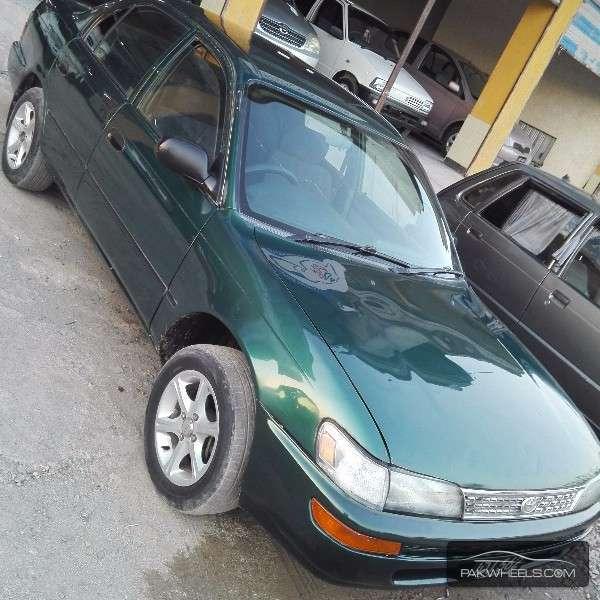 Toyota Corolla 1998 Image-2