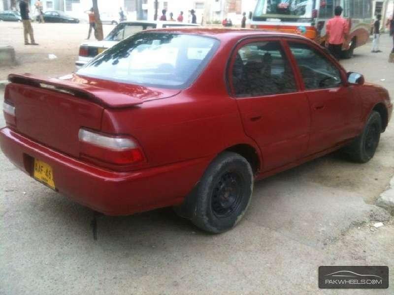 Toyota Corolla GL 1996 Image-5