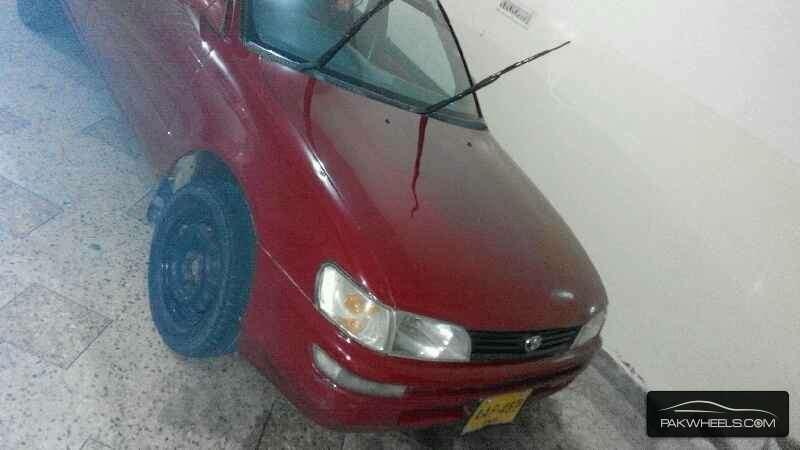 Toyota Corolla GL 1996 Image-9
