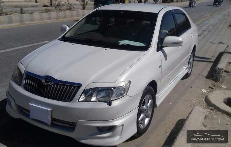 toyota corolla g 2004 for sale in quetta pakwheels. Black Bedroom Furniture Sets. Home Design Ideas