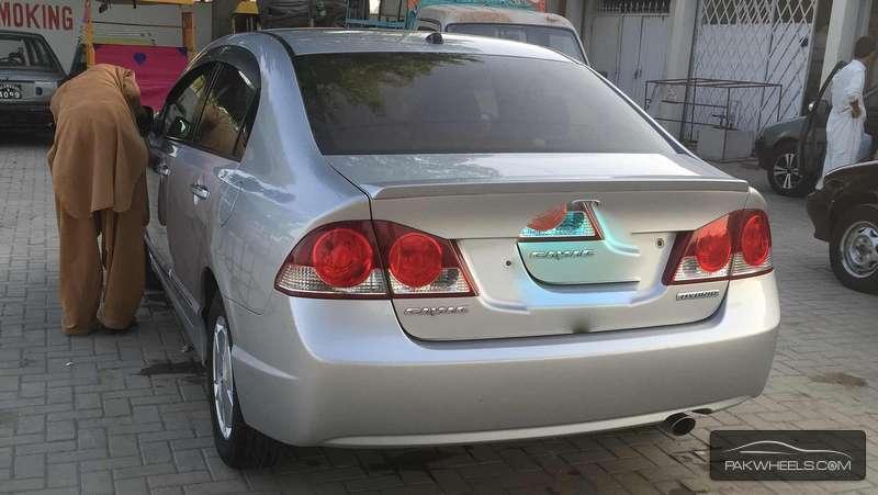 Honda Civic Hybrid 2008 Image-4