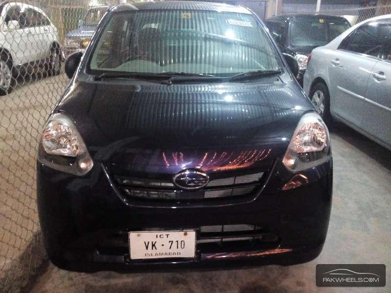 Subaru Pleo 2012 Image-1