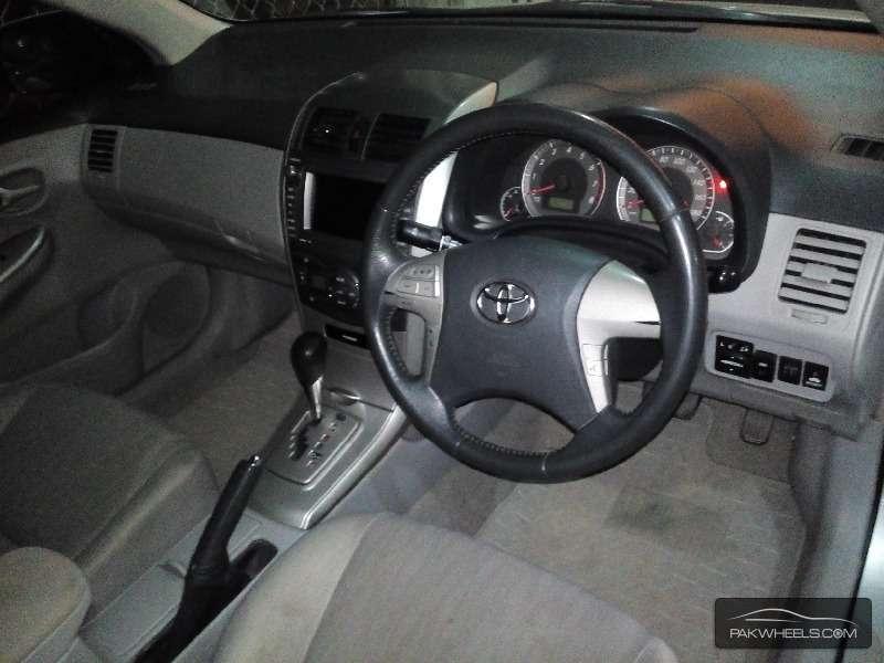 Toyota Corolla Axio G 2006 Image-5