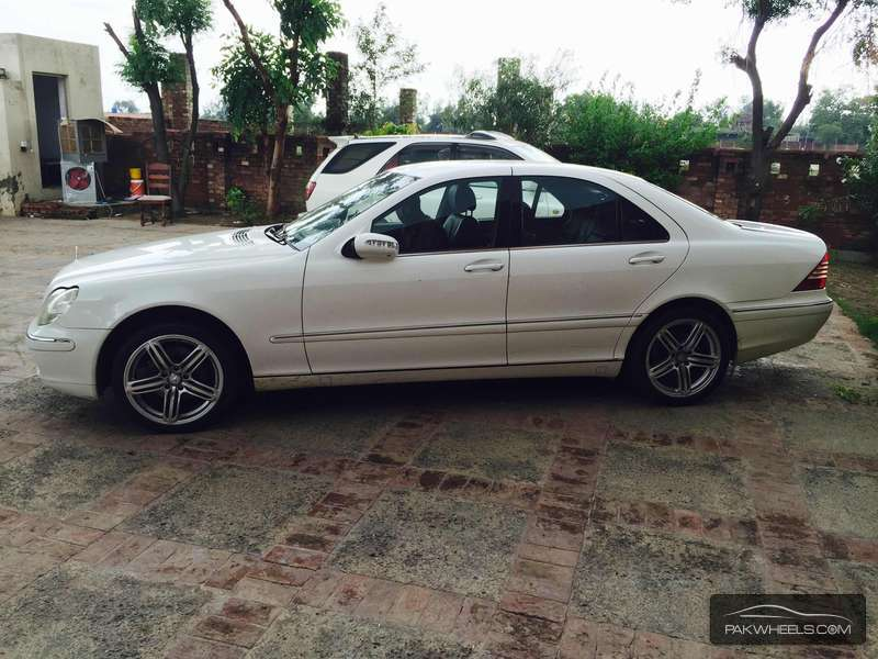 Mercedes benz s class s350 2003 for sale in lahore pakwheels for 2003 mercedes benz s500 for sale