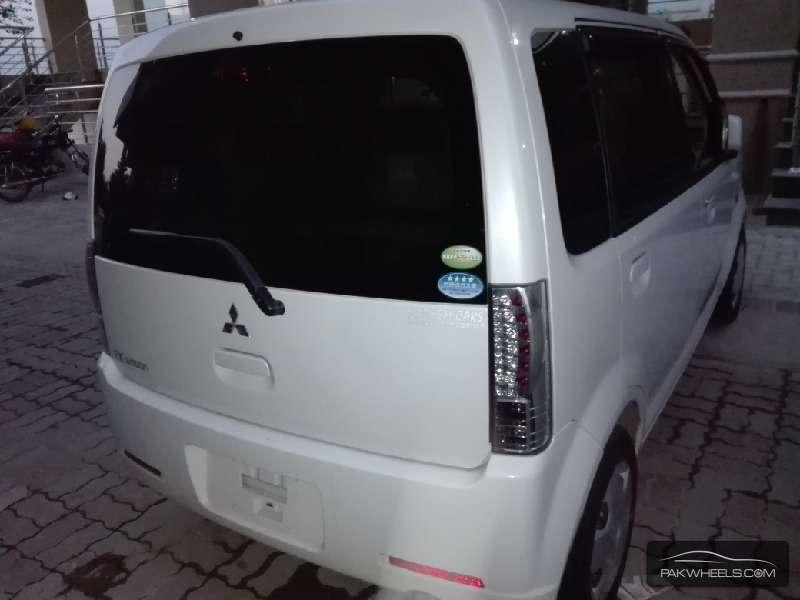 Mitsubishi Ek Wagon Limited 2011 Image-2