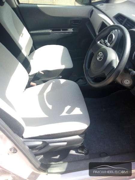 Toyota Vitz FL 1.0 2012 Image-3