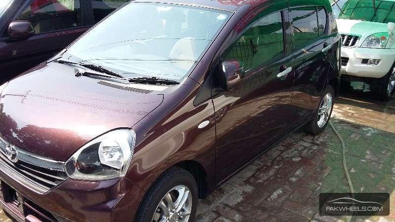 Toyota Pixis 2014 Image-6