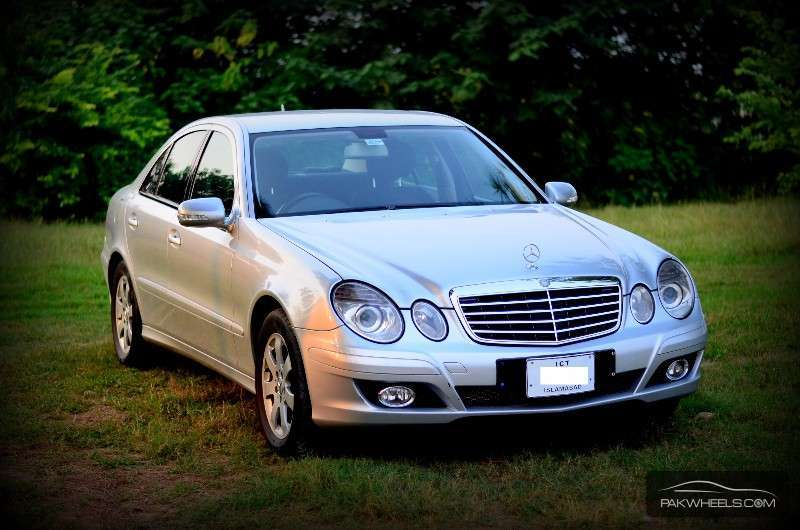 Mercedes Benz E Class 2007 For Sale In Islamabad Pakwheels