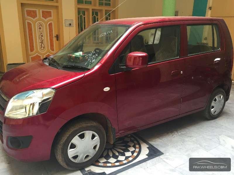 Suzuki Wagon R Vxl 2015 For Sale In Peshawar Pakwheels