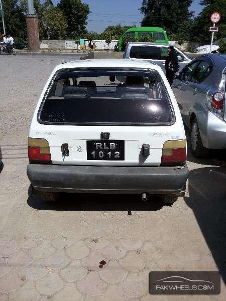 Suzuki Mehran VX 2005 Image-2