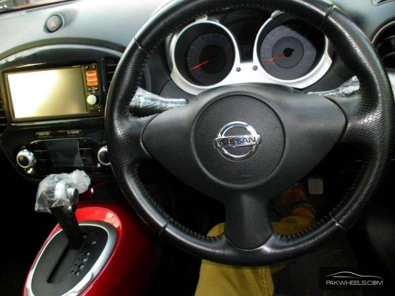 Nissan Juke 15RX 2010 Image-8
