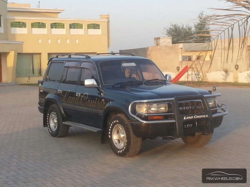 Toyota Land Cruiser VX Limited 4.2D 1995 Image-3