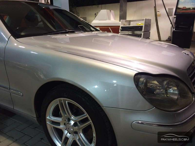 Mercedes Benz S Class S 320 2001 For Sale In Islamabad Pakwheels