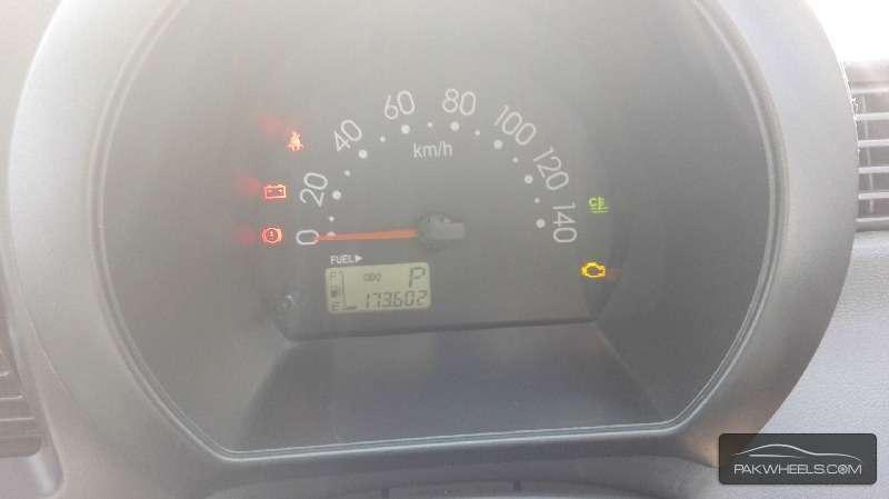 Daihatsu Hijet 2011 Image-4
