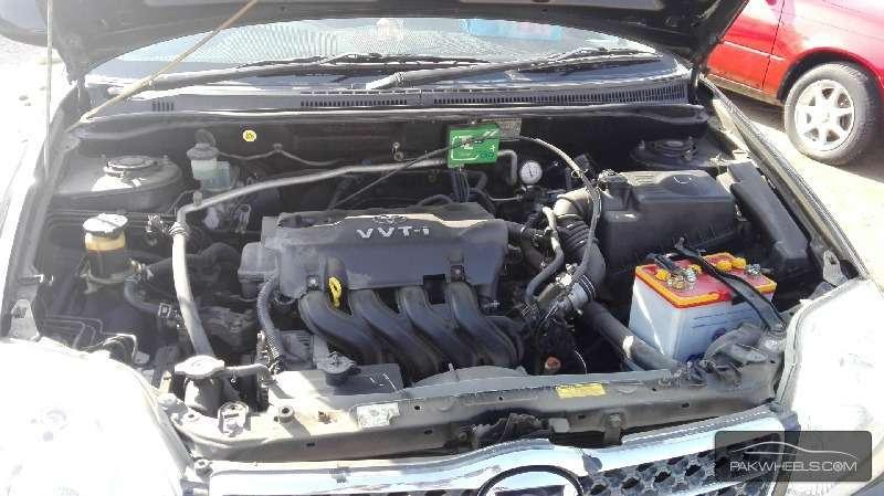Toyota Corolla Fielder 2002 Image-1