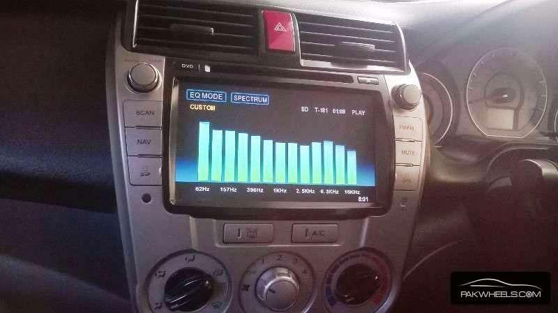 Honda City Aspire Prosmatec 1.3 i-VTEC 2012 Image-3
