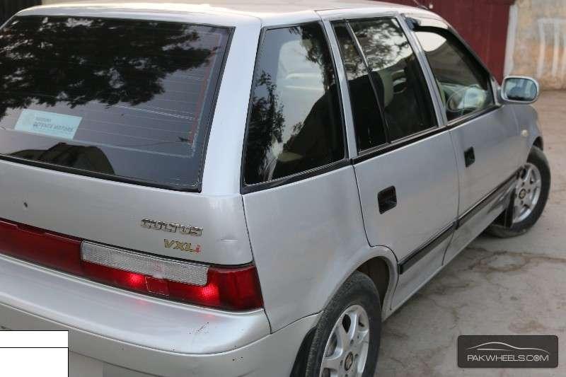 Suzuki Cultus VXLi 2007 Image-4