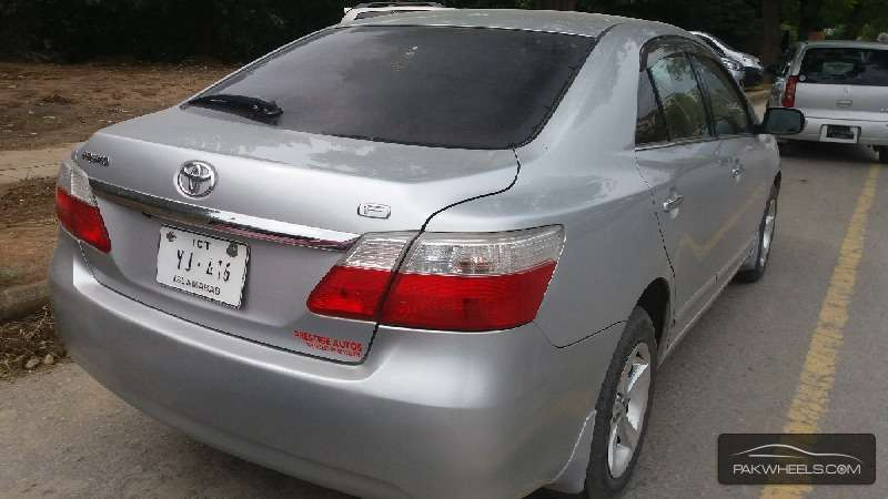 Toyota Premio F 1.5 2007 Image-4