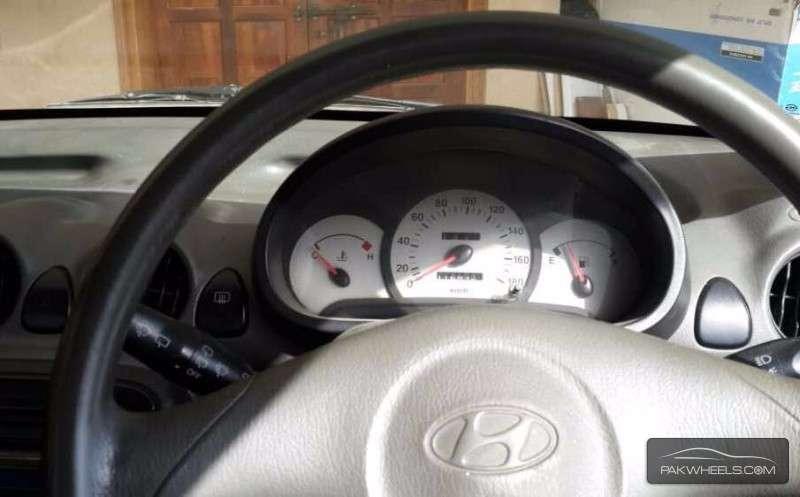 Hyundai Santro Club GV 2004 Image-8