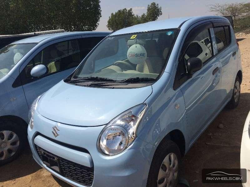 Suzuki Alto E 2012 Image-2