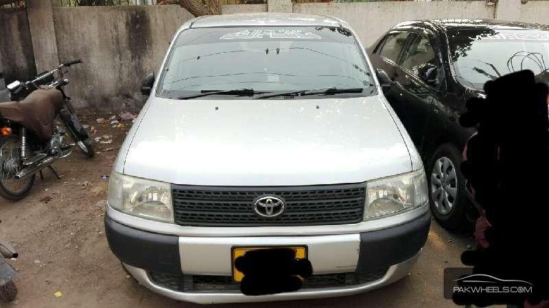 Toyota Probox 2006 Image-8