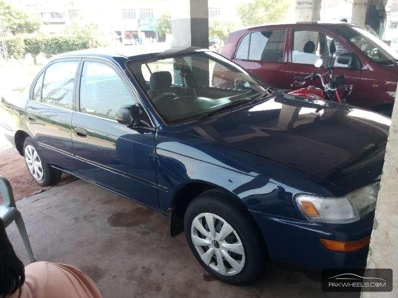 Toyota Corolla GLi 1.6 1993 Image-1