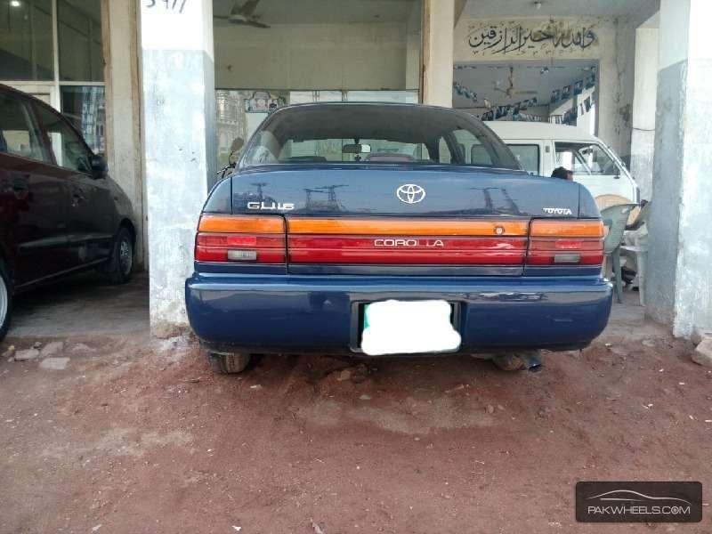 Toyota Corolla GLi 1.6 1993 Image-4
