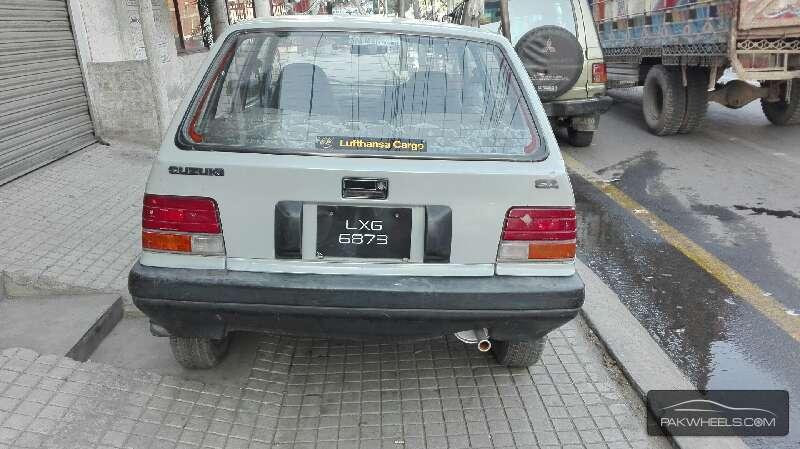 Suzuki Khyber 1997 Image-4