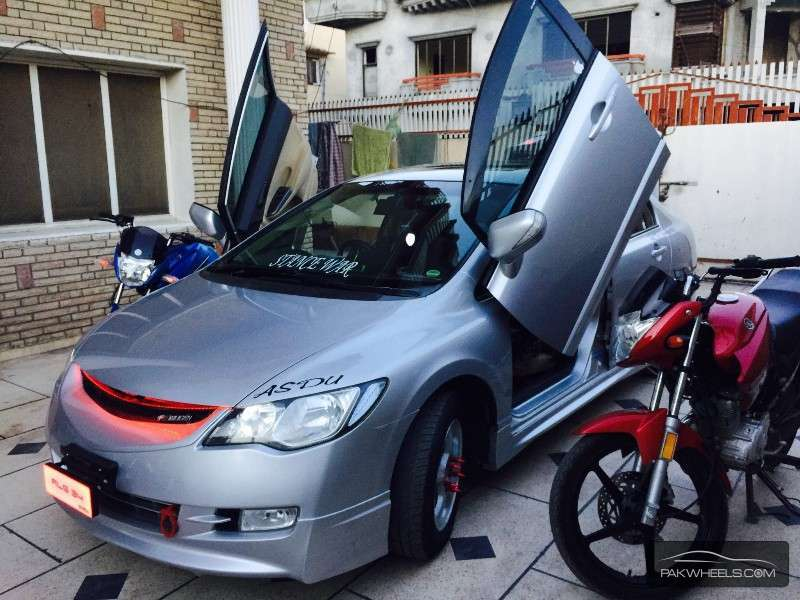 All modification cars & vertical lambo door kit installation Image-1
