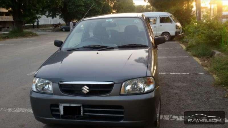 Suzuki Alto VXR (CNG) 2010 Image-9