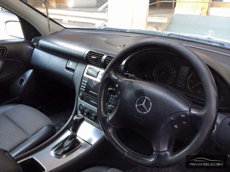 Mercedes benz c class c180 2006 for sale in multan pakwheels for Mercedes benz c230 kompressor 2006