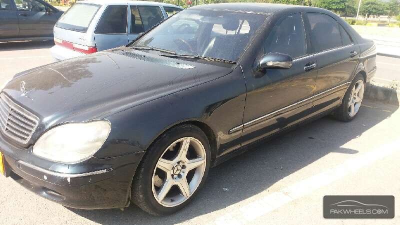Mercedes benz s class s500 2001 for sale in islamabad for 2001 mercedes benz s500 for sale