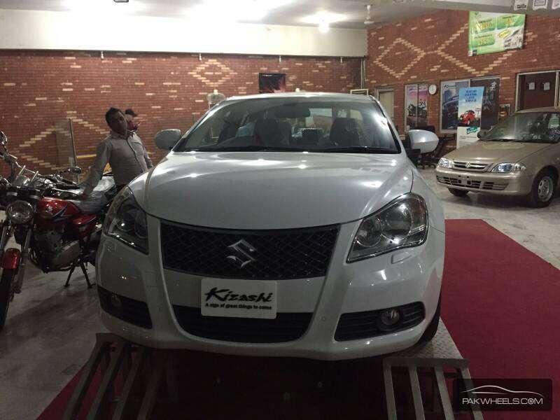 Suzuki Kizashi Base Grade 2015 for sale in Lahore  PakWheels