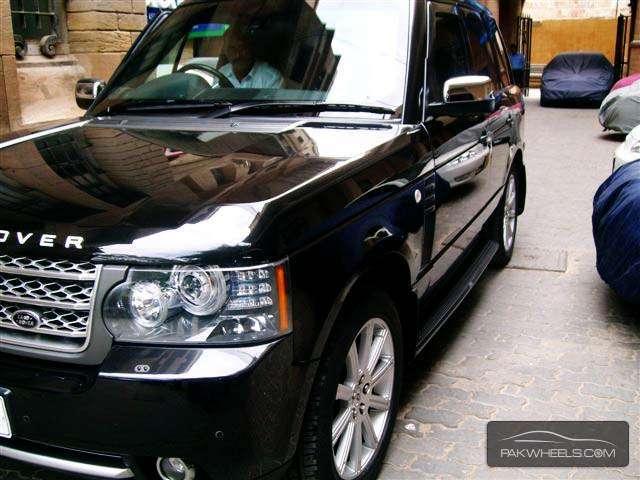 range rover vogue supercharged 4 2 v8 2005 for sale in islamabad pakwheels. Black Bedroom Furniture Sets. Home Design Ideas