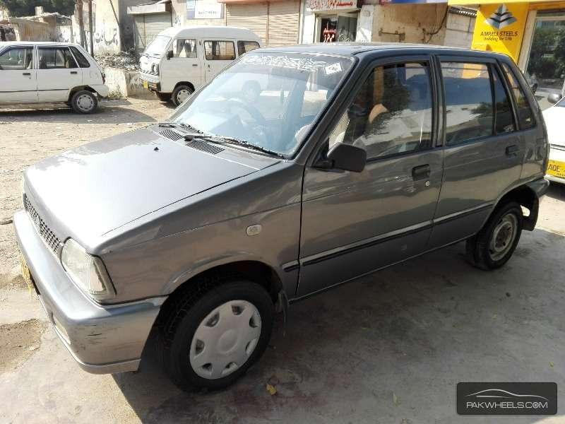 Suzuki Mehran VXR (CNG) 2010 Image-2