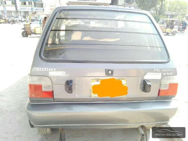 Suzuki Mehran VXR (CNG) 2010 Image-8