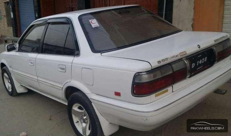 Toyota Corolla 1990 For Sale In Mingora Pakwheels