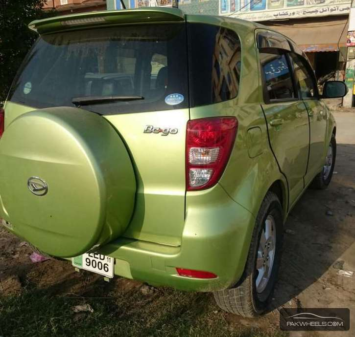 Daihatsu Bego: Daihatsu Bego CL 2005 For Sale In Gujrat