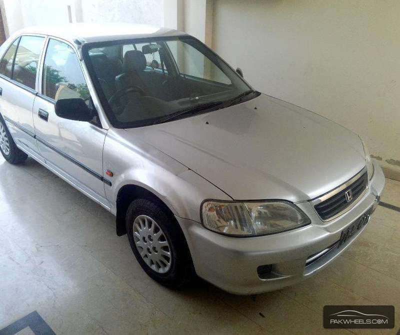 Used Honda City EXi 2001 Car for sale in Faisalabad ...