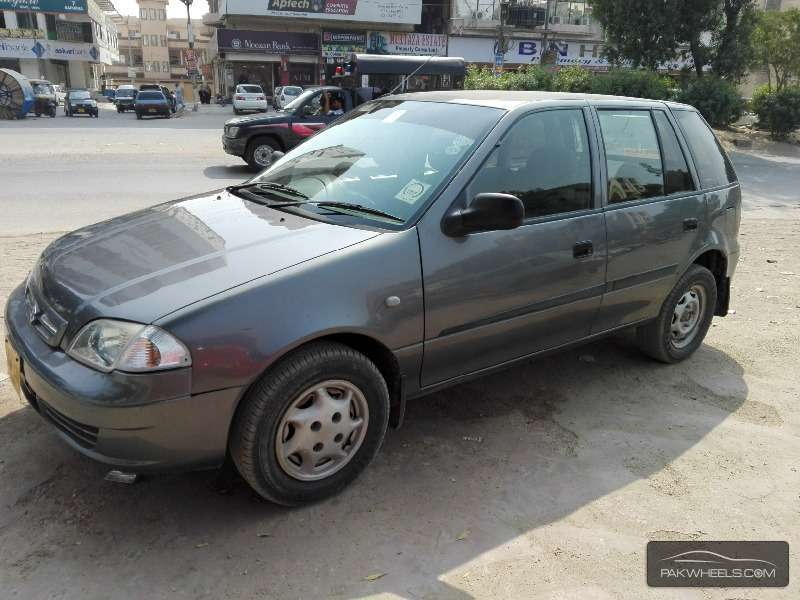 Suzuki Cultus VXRi 2009 Image-3