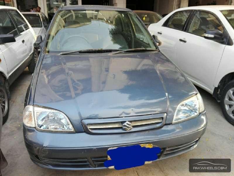 used suzuki cultus vxri cng 2010 car for sale in karachi pakwheels