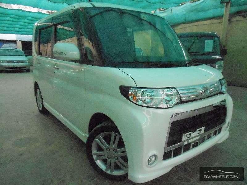 Used Daihatsu Tanto Custom X SA 2013 Car For Sale In