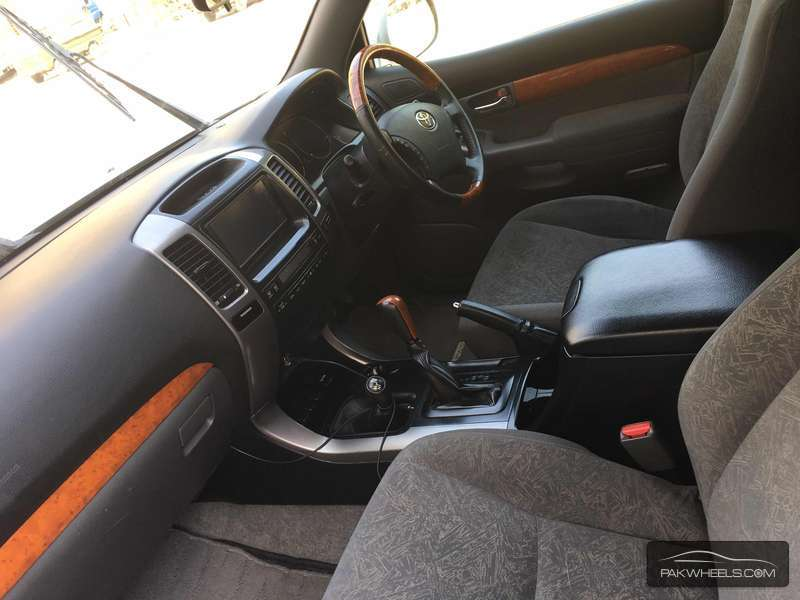 Toyota Prado 4.0 GX 2005 Image-4